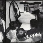 1991. Initiation à la gravure avec des enfants